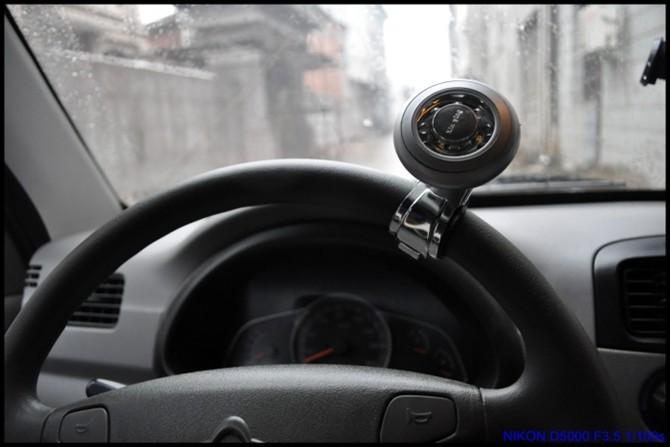 Как сделать лентяйку на руль своими руками
